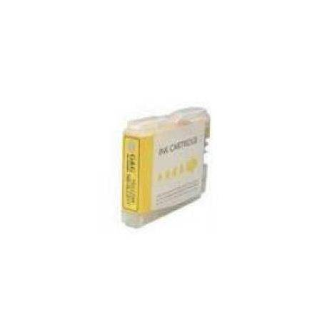 Compatible Brother LC-37 Yellow Ink Cartridge