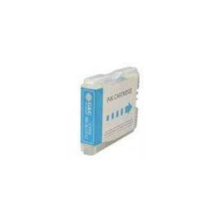 Compatible Brother LC-57 Cyan Ink Cartridge LC-57C