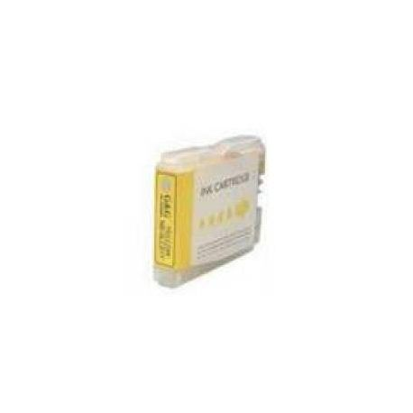 Compatible Brother LC-57 Yellow Ink Cartridge LC-57Y