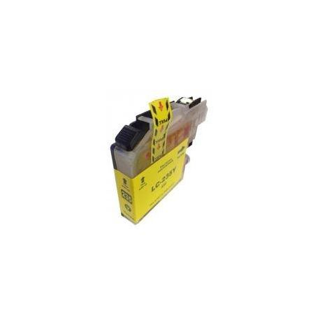 Compatible Brother LC-235XL Yellow Ink Cartridge