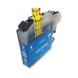 Compatible Brother LC-233 Cyan Ink Cartridge