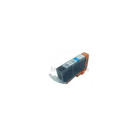 Canon CLI-551XLC Compatible Cyan High Yield Inkjet Cartridge