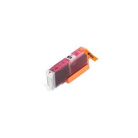 Compatible Canon CLI-671XLM Magenta Ink Cartridge