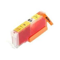 Compatible Canon CLI-671XLY Yellow Ink Cartridge