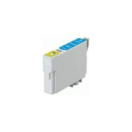 Compatible Epson 200XL Cyan Ink Cartridge High Yield