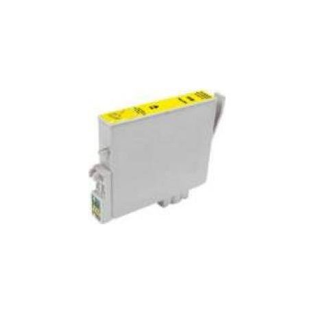 Compatible Epson T1384 138 Yellow Ink Cartridge High Yield