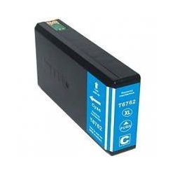 Compatible Epson 676XL Cyan Ink Cartridge High Yield