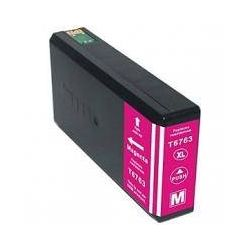 Compatible Epson 676XL Magenta Ink Cartridge High Yield