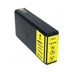 Compatible Epson 676XL Yellow Ink Cartridge High Yield