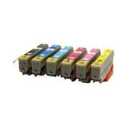 6 Pack Compatible Epson 277XL Ink Cartridge Set