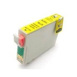 Compatible Epson T0874 Yellow Ink Cartridge