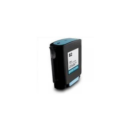 Compatible HP 82 Cyan Ink Cartridge