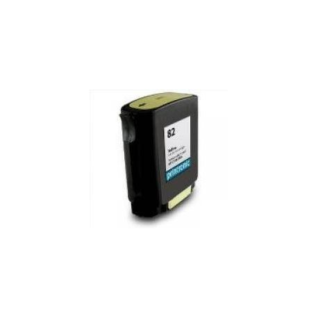 Compatible HP 82 Yellow Ink Cartridge