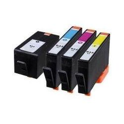 4 Pack Compatible HP 934XL 935XL Ink Cartridge Set (1BK,1C,1M,1Y) C2P23AA C2P24AA C2P25AA C2P26AA