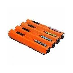4 Pack Compatible HP CF350A CF351A CF353A CF352A Toner Cartridge Set 130A