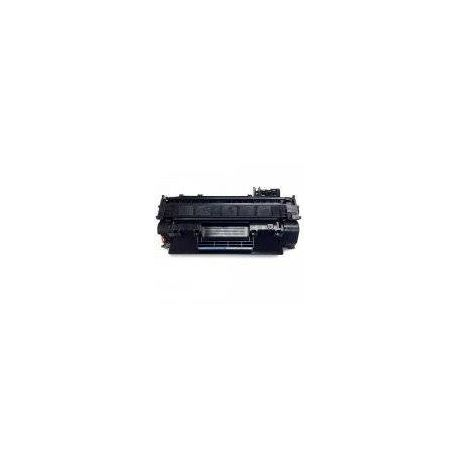 HP CF280A (80A) Compatible Black Toner Cartridge - 2,700 Pages