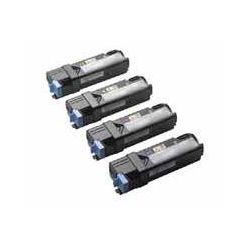 4 Pack Compatible Fuji Xerox DocuPrint C1110 Toner Cartridge Set