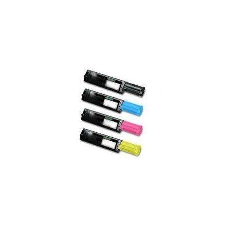 4 Pack Compatible Fuji Xerox DocuPrint C525A Toner Cartridge Set