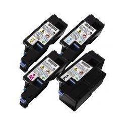 4 Pack Compatible Fuji Xerox DocuPrint CP105B CP205 CP205W CM205B CM205FW Toner Cartridge Set