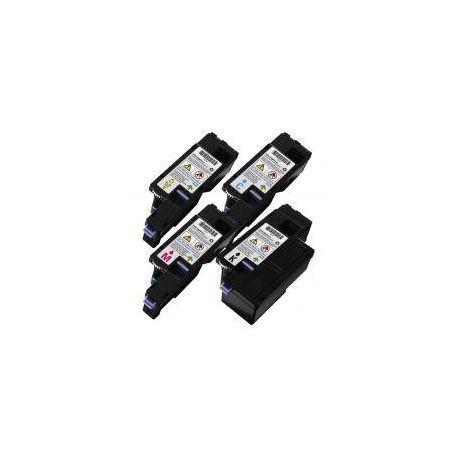 4 Pack Compatible Fuji Xerox DocuPrint CP105B CP205 CP205W CM205B CM205FW Toner Cartridge