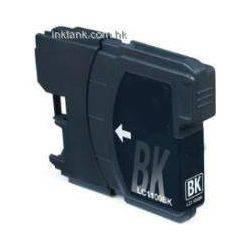 Compatible Brother LC-133BK Black Ink Cartridge - 600 Pages