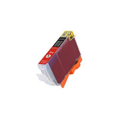 Canon CLI-8R Compatible Red Inkjet Cartridges