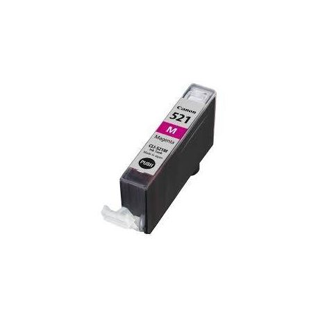 Canon CLI-521M Compatible Magenta Inkjet (with Chip)