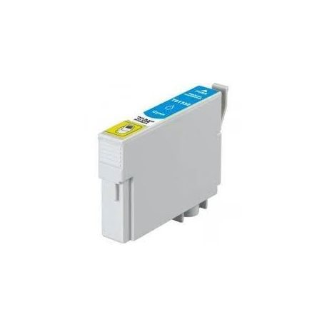 Compatible Epson T1332 (133) Cyan Ink Cartridge (C13T133292
