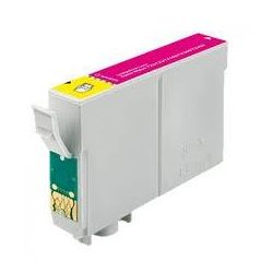 Compatible Epson T1333 (133) Magenta Ink Cartridge (C13T133392)