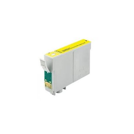 Compatible Epson T1334 (133) Yellow Ink Cartridge (C13T133492)