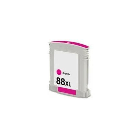 HP 88XL Compatible Magenta High Yield Inkjet Cartridge C9392A - 1,980 Pages