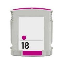 HP 18 Compatible Magenta Inkjet Cartridge C4938A