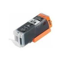 Compatible Canon PGI-670XLBK Black High Yield Inkjet