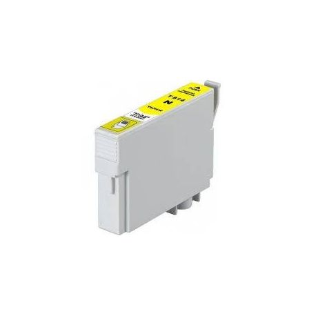 Compatible Epson T0814 T1114 81N Yellow Ink Cartridge High Yield