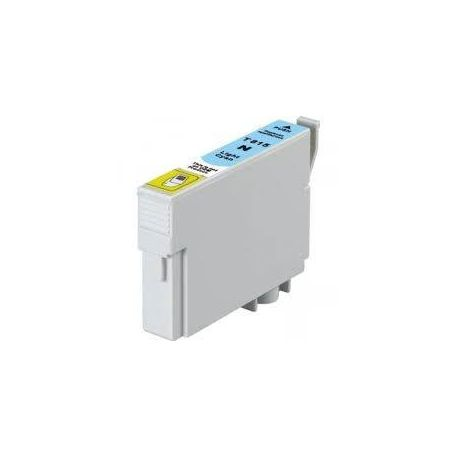 Compatible Epson T0815 T1115 81N Light Cyan Ink Cartridge High Yield