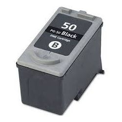 Compatible Canon PG-50 Black High Yield Ink Cartridge - 510 pages