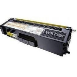 Compatible Brother TN-348Y Yellow Toner Cartridge - 6,000 pages