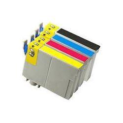 4-Pack Compatible Epson T1331-T1334 (133) Inkjet Cartridges [1BK,1C,1M,1Y]
