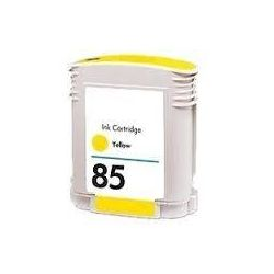Compatible HP 85 Yellow Ink Cartridge C9427A