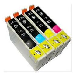 Compatible Epson Value Pack T1321-T1324 (132) Ink Cartridges [C13T132692] [1BK,1C,1M,1Y]