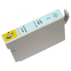 Compatible Epson T0825/82N L Cyan Ink Cartridge