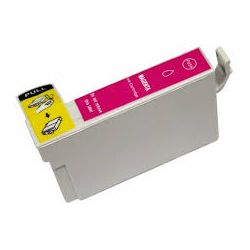 Epson 140 (T1403) Compatible Magenta High Yield Inkjet Cartridge (C13T140392) - 755 pages