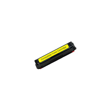 HP CF402A (201A) Compatible Yellow Toner Cartridge - 1,500 Pages