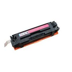 HP CF403A (201A) Compatible Magenta Toner Cartridge - 1,500 Pages