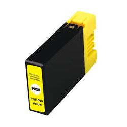 Canon PGI-1600XLY Compatible Yellow High Yield Ink Cartridge - 900 pages