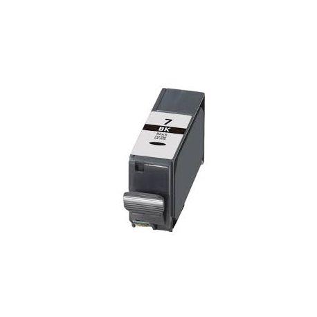 Canon PGI-7BK Black Compatible InkJet Cartridge