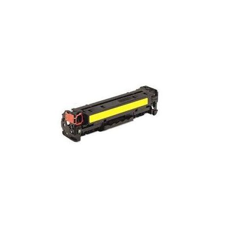 HP 410A (CF412A) Compatible Yellow Toner Cartridge - 5,000 pages