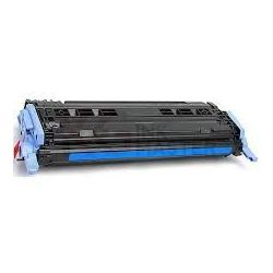 HP Q6001A (124A) Compatible Cyan Toner Cartridge - 2,000 Pages