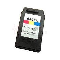 Canon Cl-646XL Compatible Colour High Yield Ink Cartridge - 400 pages